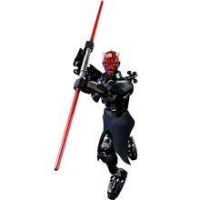 Solo Star Wars Lepining Darth Maul Chewbacca Darth Vader Grievous Figure Building Blocks For Children darth sidious with lightsaber xinh 205 starwars darth vader star wars minifigures building block toys for children lepin