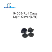 HSP RACING RC CAR SPARE PARTS ACCESSORIES 54005 ROLL CAGE LIGHT COVER FOR 1/5 GAS BAJA 94054 94054-4WD цена и фото