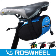 Roswheel Bike Bag MTB Mountain Road Cycle Bicycle Bags Cycling Rear Back Seat Seatpost Saddle Bag Backpack Pannier Accessories