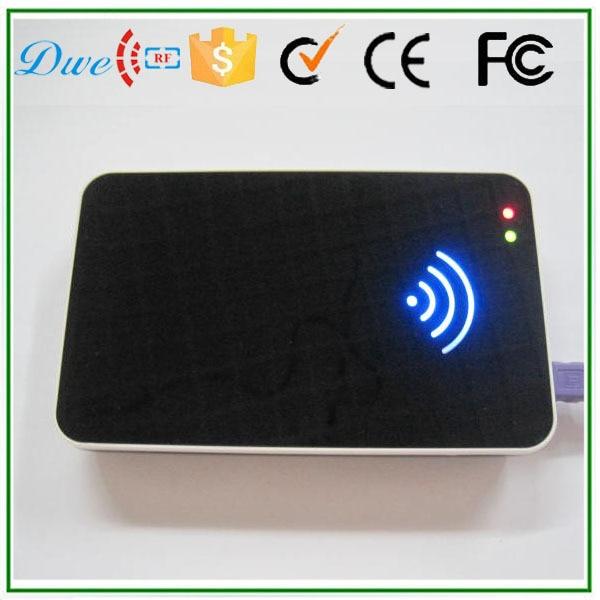 DWE CC RF UHF rfid desktop reader and writer with USB interface