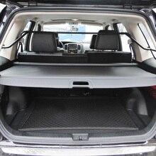 Для Ford Maverick 2,3/3,0 Крышка занавес багажник перегородка занавес перегородка задние стойки аксессуары для стайлинга автомобилей