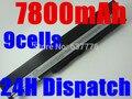 7800 mah batería para asus k52 k52j k52jb k52jc k52je k52jk k52jr K52D K52F K52N K52F K62 K62F K62J K62JR K52IJ batteria akku