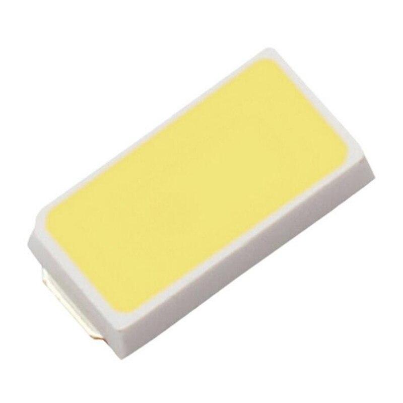 100pcs 5730 LED SMD Bead 3v High Power Light 0.5W Chip White 6000k Warm White 3000k Nature White 4000k 50-55lm