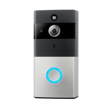 YOHEEN Smart IP Video Intercom Wifi Deurbel Tuya App Ondersteuning Amazon Alexa Smart Home Draadloze Beveiliging Video Deurbel Camera 2
