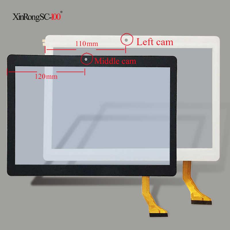 Nueva pantalla táctil de 10 pulgadas BDF KT107_V01 KT107 V01 3G panel táctil digitalizador de vidrio Sensor replacement