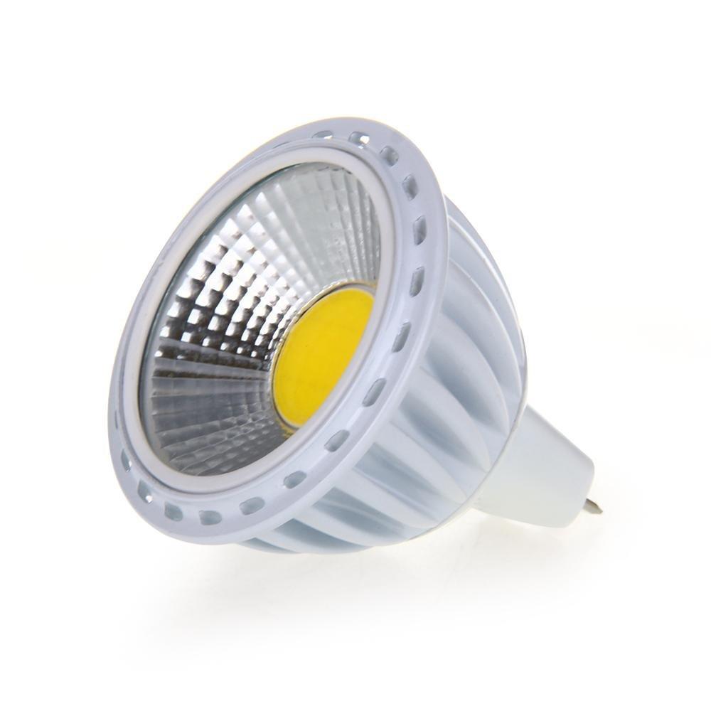 Gu5 3 Mr16 6w Cob Led Lamp Spot Light Bulb Light Bulb 420lm