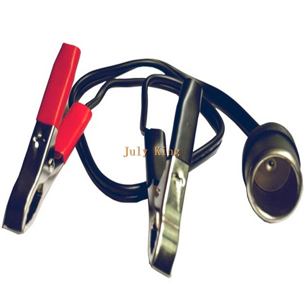 50 см автомобиля Батарея Двойное Подключение клип, Батарея двойной расширение зажим Мощность линии, ток перегрузки 15A/перегрузки Напряжение 12 В