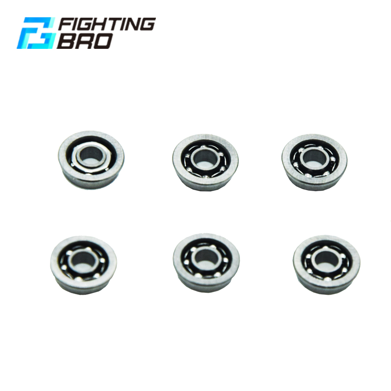 Fighting Bro Stainless Steel Ball Bearing For Airsoft AEG Gearbox Hunting Accessories 6mm/7mm/8mm/9mm