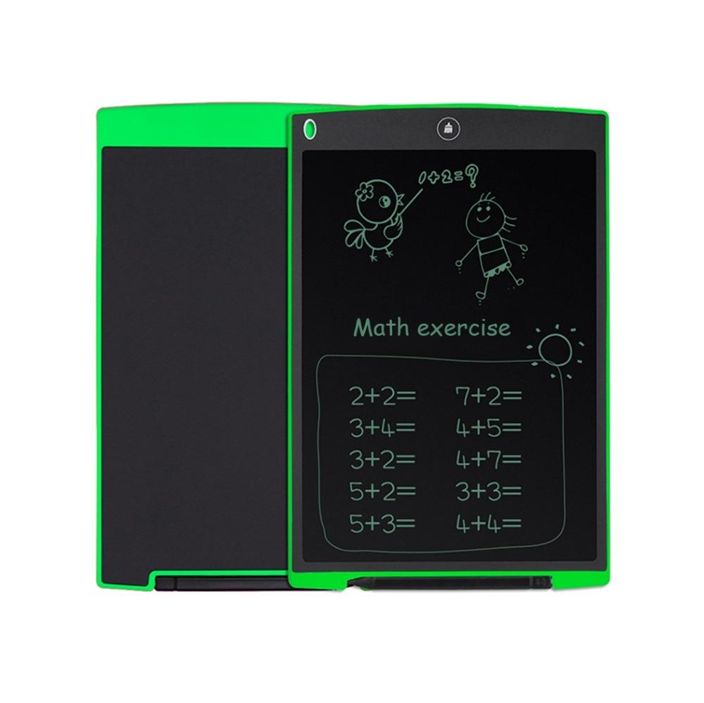 "8.5//12/"" Digital LCD Drawing Tablet Pad Writing Graphic Board Notepad eWriter LOT"