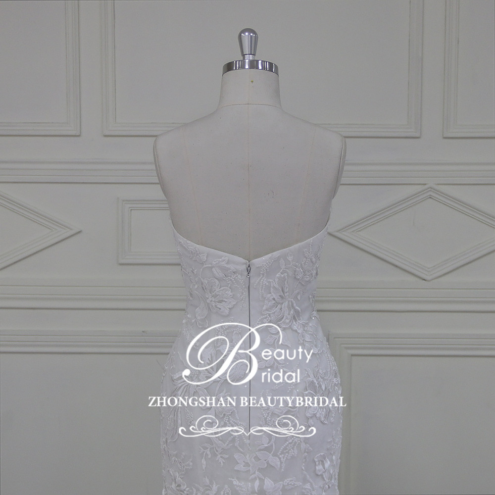 Eslieb Elegant personalizat făcut Vestidos De Novia rochii de - Rochii de mireasa - Fotografie 6