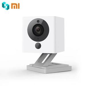 Image 1 - Оригинальная смарт камера Xiaomi Mijia CCTV Xiaofang с цифровым зумом IP 110 градусов F2.0 8X 1080 P, WIFI, беспроводная камера управления, ночное видение