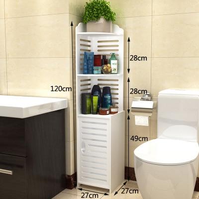 Fantastic Us 50 59 45 Off Magic Union Toilet Side Cabinets Bathroom Floorstanding Storage Cabinets Bathroom Cabinets Shelves Toilets Storage Lockers On Home Interior And Landscaping Oversignezvosmurscom