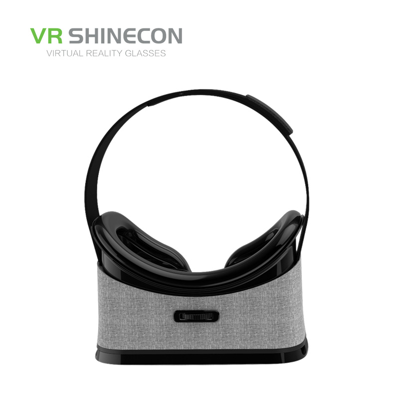 17 VR Shinecon 3D Immersive Virtual Reality Glasses Cardboard Wearable VR Box Headset for 4.3-6.0 inch Smartphone + Controller 18