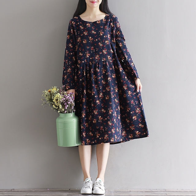 d730c12b97d6c3 2017-new-spring-autumn-casual-vestidos-literary-style-women-loose-long-sleeve-vintage-dress-female-floral.jpg 640x640.jpg