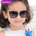 2016 Nuevos Niños de La Manera gafas de Sol Niños Niñas Niños Bebé Niño Gafas de Sol Gafas UV400 espejo gafas Precio Al Por Mayor 925 K
