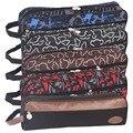Wholesale design for concert 17-hole flute soft case waterproof bag padded portable gig package box shoulder with straps pocket