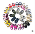 wholesale New mixed color soft Baby Moccasins child boys girls PU Leather  First Walkers fringe infant toddler shoes