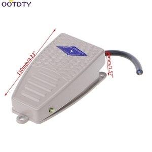 AC 380V DC 220V SPDT мгновенное управление педаль переключатель EKW-5A-B для точечной сварки