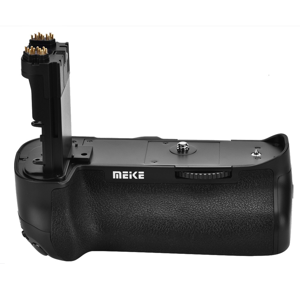 Professional Meike Vertical Battery Grip Holder Photography Accessory for Canon EOS 7D Mark II Cameras meike mk 7d ii pro wireless remote control vertical battery grip with lp e6 battery for canon eos 7d mark ii camera as bg e16
