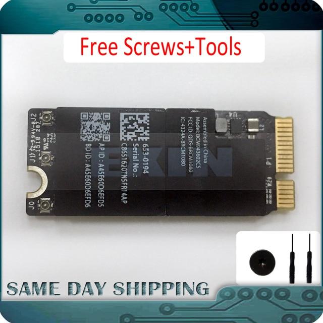 החדש ברודקום BCM943602CS 1750Mbps 802.11AC WiFi מתאם עם Bluetooth 4.0 BCM43602CS A1425 A1502 A1398 WIFI כרטיס WLAN