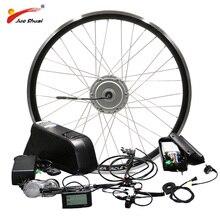 цены на BAFANG Motor Wheel 48V 250W 350W 500W Electric Bike Conversion Kit with 48V 10AH 12AH Lithium Battery 26