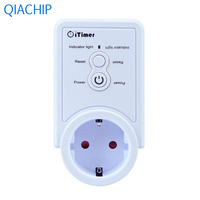 Russia Language Smart Plug GSM Smart Socket SMS Remote Control SIM Card Turn On Off Electronics