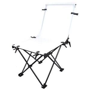 "Image 5 - Godox Foldable Photo Shooting Table PVC Kit 60x130cm / 24""x51"" for Studio Still Life Products Photography"