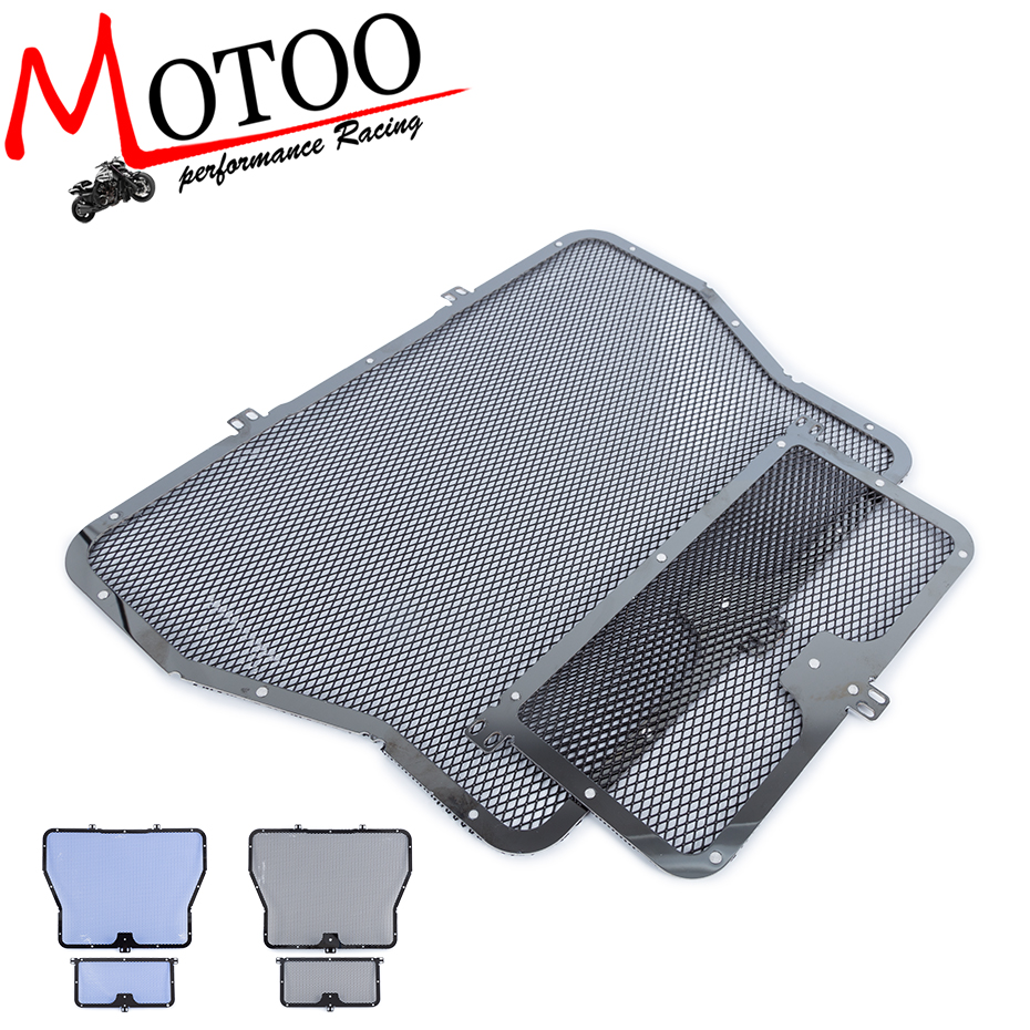 Motoo - Radiator Protective Cover Grill Guard Grille Protector For BMW S1000RR S1000 RR 2010 2011-2017 motorcycle radiator grill grille guard screen cover protector 2 color options for bmw f800r 2009 2010 2011 2012 2013 2014