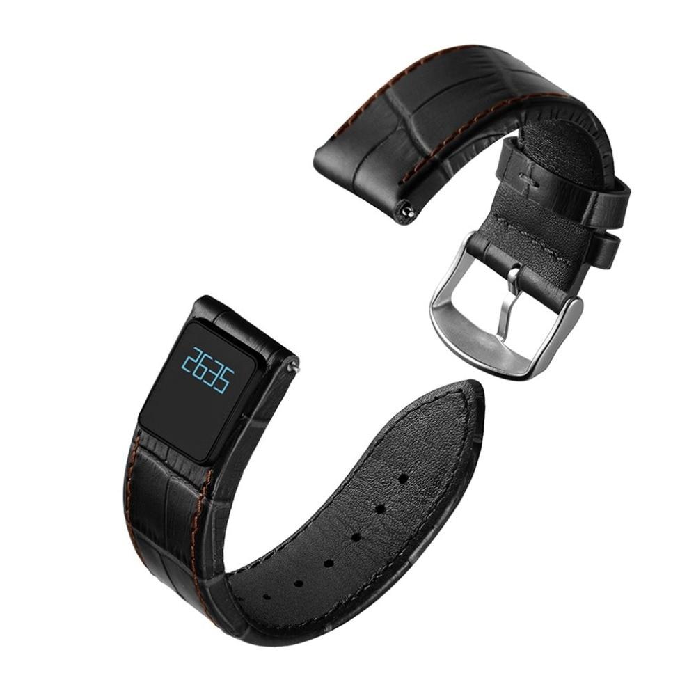 0.42 pouces affichage H3 Bracelet intelligent sangle 20 MM surveillance du sommeil podomètre Distance calories mesure sangle bande