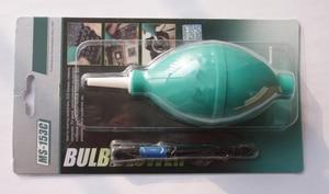 Image 3 - Fiber blower brush cleaning tool Optical fiber dust balls, fiber welding machine cleaning tools Free shipping
