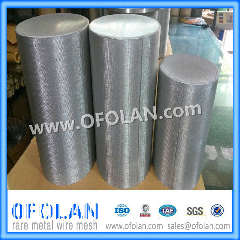 Good Resistance To Pitting Corrosion And Crevice Corrosion Resistance Of UNS S31254/254SMO Filter Wire Mesh/Cloth(50 Mesh)