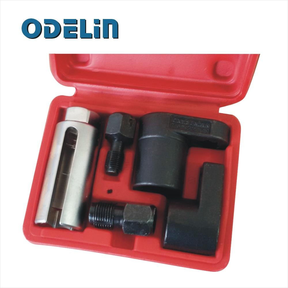 5 PC 1/2 22mm Oxygen Lambda Sensor Remove Socket Set Kit Thread Chasers oxygen rhma 03 page 2