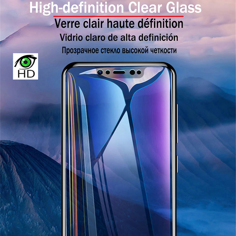 Suntaiho Tempered Glass For Xiaomi RedMi Note 7 glass for Redmi 4X 4A Note 4 4X 5A Screen Protector for mi 9 Full Cover Film