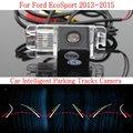 Coche Inteligente de Pistas de Estacionamiento de La Cámara PARA Ford EcoSport 2013 ~ 2015/HD copia de seguridad Cámara de Marcha Atrás/Trasero Vista cámara