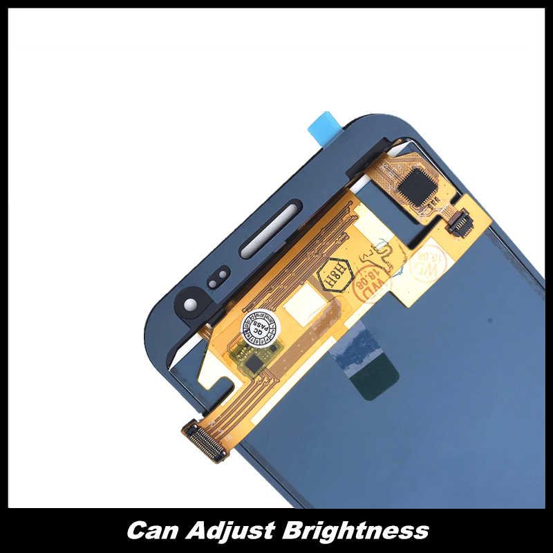 لسامسونج غالاكسي J2 2015 J200 J200F J200Y J200H شاشة الكريستال السائل مع محول الأرقام بشاشة تعمل بلمس الاستشعار الجمعية J200 LCD استبدال