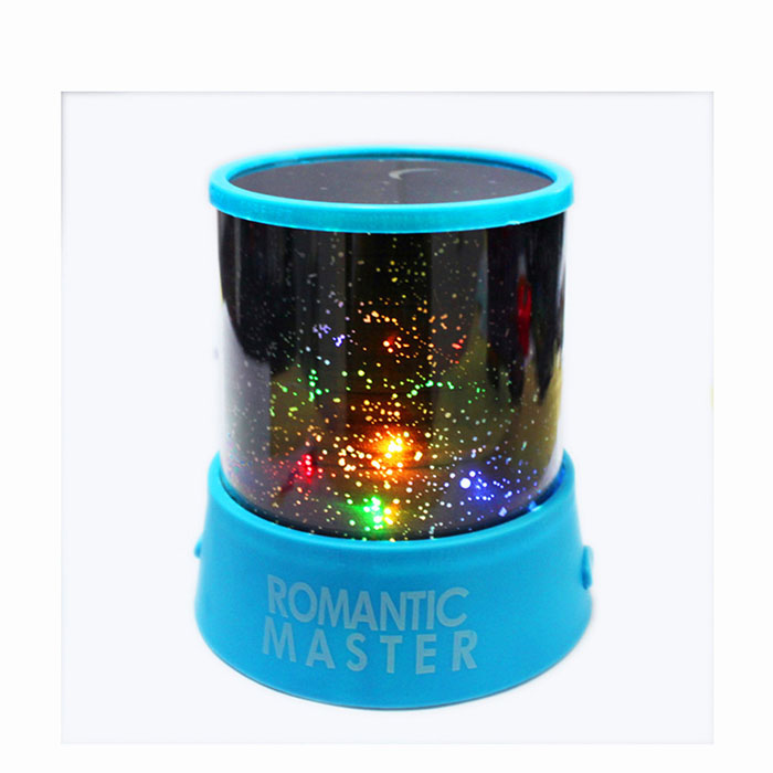 Projector Lamp Sky Star Pattern Decor Wedding Christmas Party LED Night Light +US Plug Charger