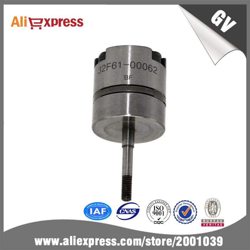 Common rail control valve 32F61-00062 suit for Caterpillar 320D injector, for CAT 326-4700 injector, oil pump C6.4 cr c common rail injector tester tool electromagnetic injector tester