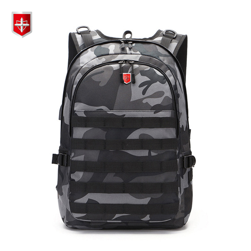 USB Charging Backpack for Men School Bags for boy girls Male Fashion Travel Mochila level 3