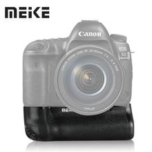 Meike MK-5D4 Vertical Batterie Grip pour Canon EOS 5D mark IV comme BG-E20 Compatible Caméra fonctionne avec LP-E6 ou LP-E6N batterie