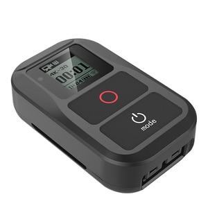 Image 3 - Go pro 8 방수 wifi 리모컨 gopro hero 8 hero 7 6 5 4 3 + 3/4 세션 5 세션 블랙 카메라 액세서리