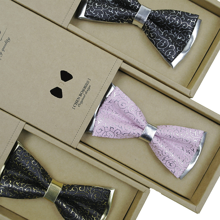 High Quality Tie's For Men Fashion British Aristocracy Style Cravat Bowknots Mens Bow Tie Wedding Groom Business Shirts Bowtie