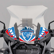 Windshield Windscreen Screen For BMW R1200GS R1250gs LC adventure Decals Stickers GS ADV 2013 - 2016 2017 2018 2019  Motorcycle moto instrument hat sun visor meter cover guard screen protector for bmw r1200gs lc adventure r1250gs lc adv f750gs f850gs c400x