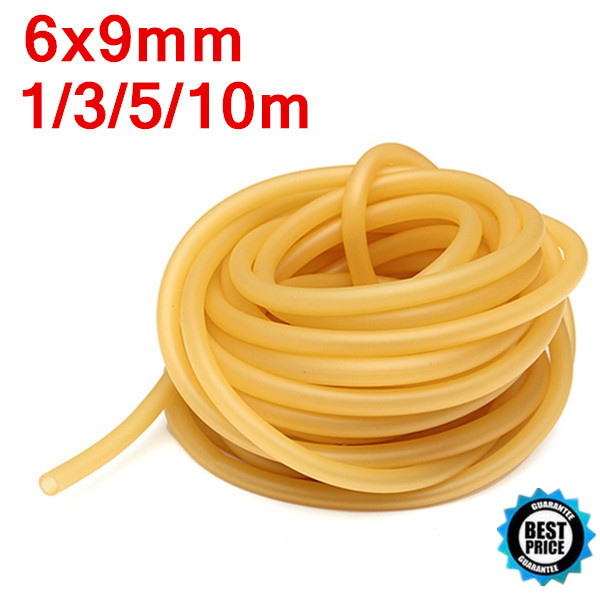 Rubber Tube Band Camping Hunting Accessories Catapult Replacement Outdoor Tool