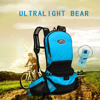 25L running bags Climbing Backpack Sports Riding Bags Rucksack Hydration Water Bag Pouch Knapsack Waterproof Unisex