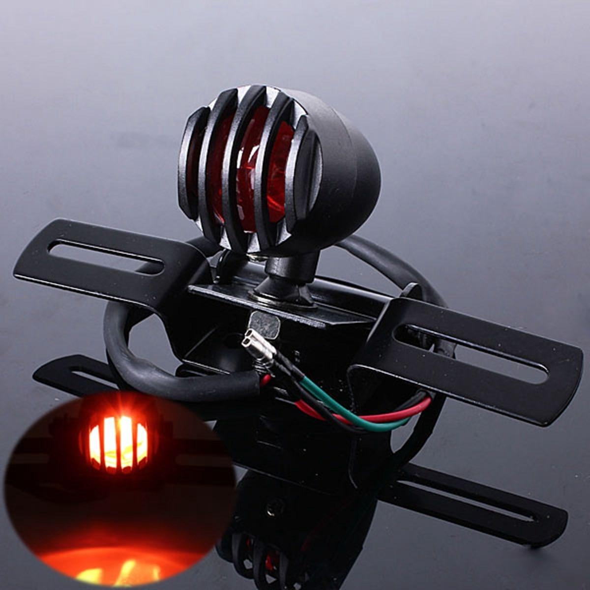 Wiring Brake Light Motorcycle