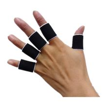 Free Shipping 10PCs Finger Guard Bandage Support Wrap Fingerstall Protector Safety Gloves