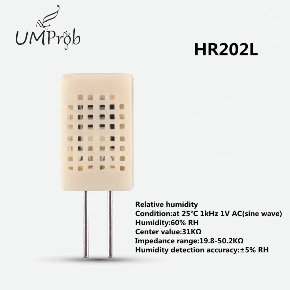 1pcs HR31 HR202 Hygrometer Humidity Sensor HR202L Humidity Sensor