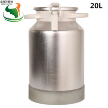 20L Aluminum Milk Transportable Can with Cheap Price