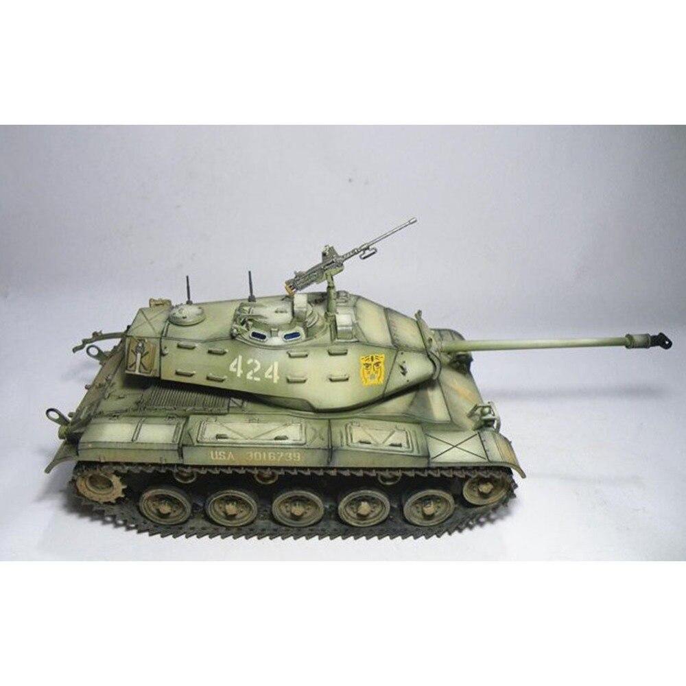 Tamiya 35055 US Army M41 Walker Bulldog 1//35 Scale Plastic Model Kit
