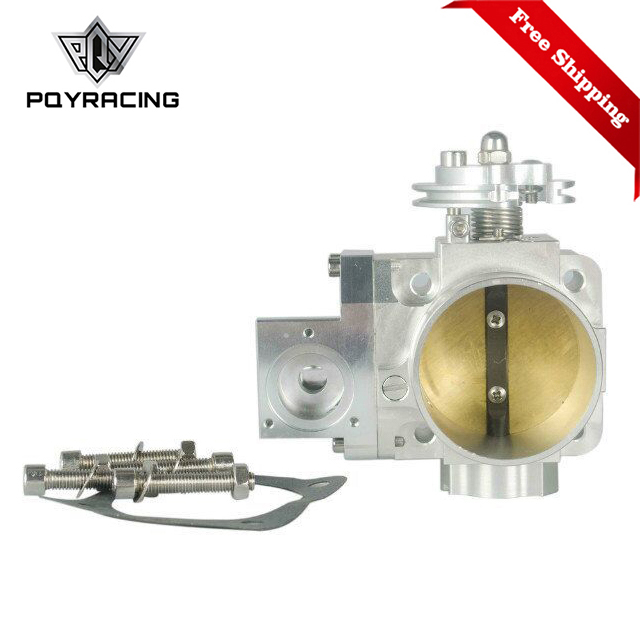 Free Shipping NEW THROTTLE BODY FOR MITSUBISHI LANCER EVO 1 2 3 4G63 TURBO S90 THROTTLE BODY 70MM 1992-1995 PQY6940 цена